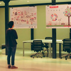 Şehrine Ses Ver İnfografik Atölyesi Sergi Açılışı