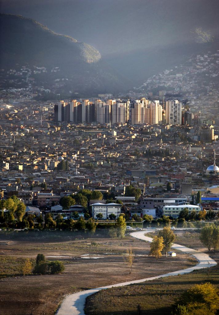 Toki'nin Bursa Kentine Tokatı, Fotoğraf: Erdal Yavuzak