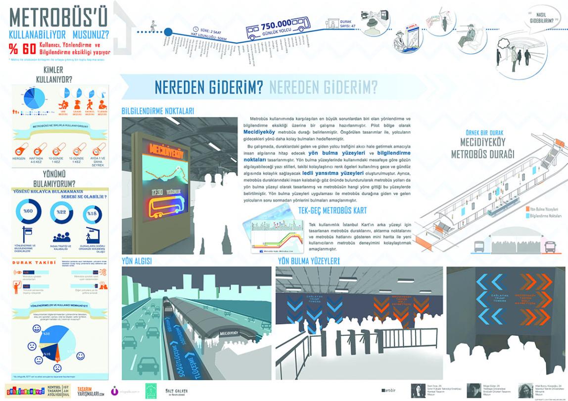 şehrine ses ver_metrobüs
